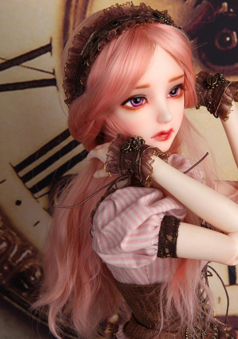 娃娃化妆 性感女神