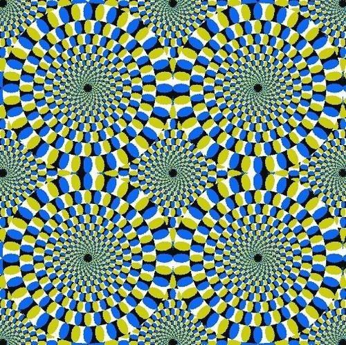 让你瞬间产生幻觉最迷幻的图片