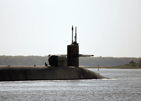 美国潜艇部队,军事美国潜艇