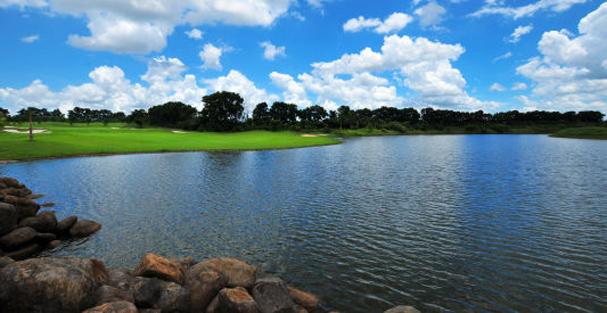 太平洋联盟世外桃源_海南白石岭温泉高尔夫球会