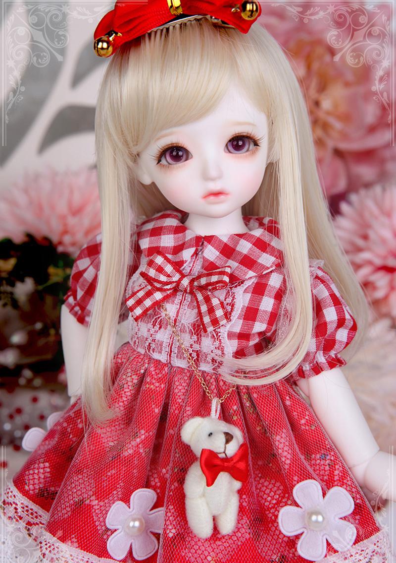 娃娃 娃娃装扮 可爱 小萝莉
