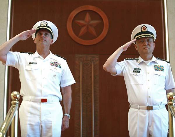美媒:对600年没打过海战的中国海军没啥期待