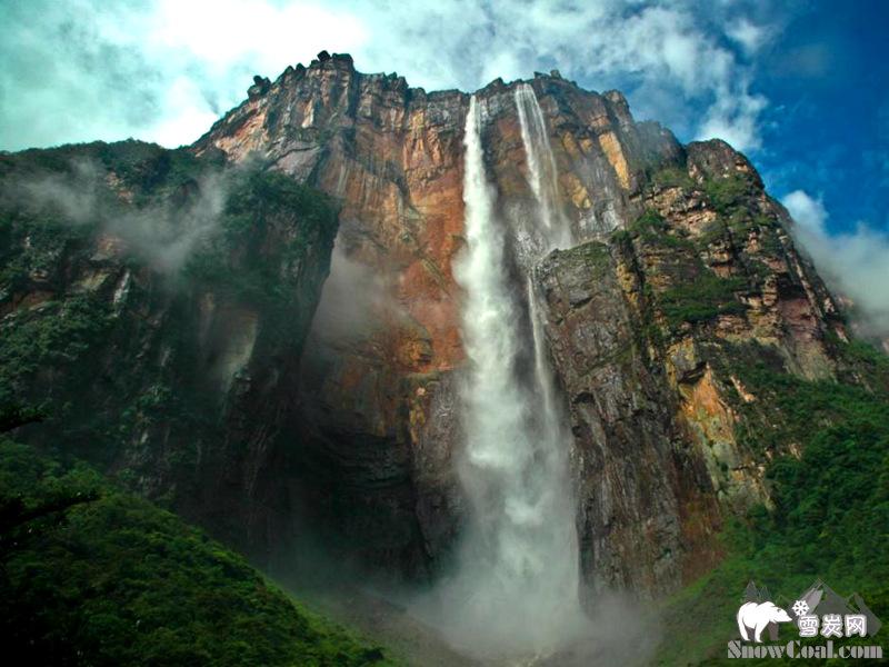 全球最美的7大瀑布