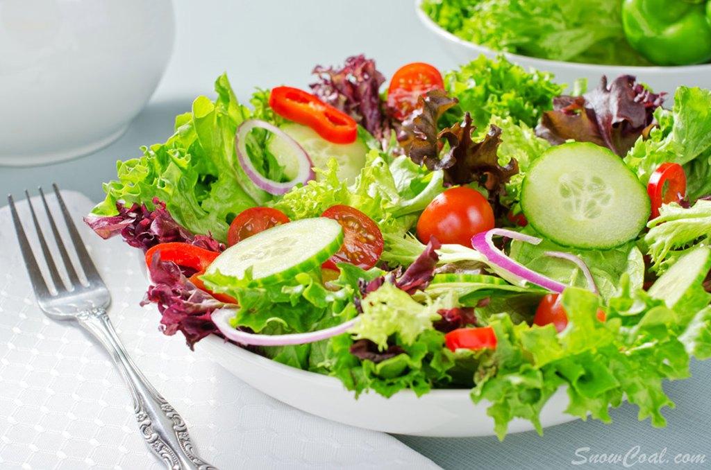 蔬菜沙拉简单做法