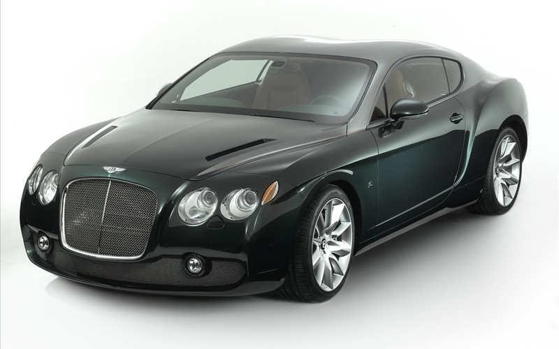 宾利大图欣赏 Bentley