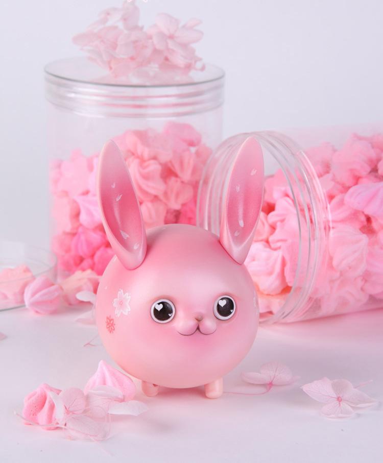 呆萌超可爱的粉色系小猪猪