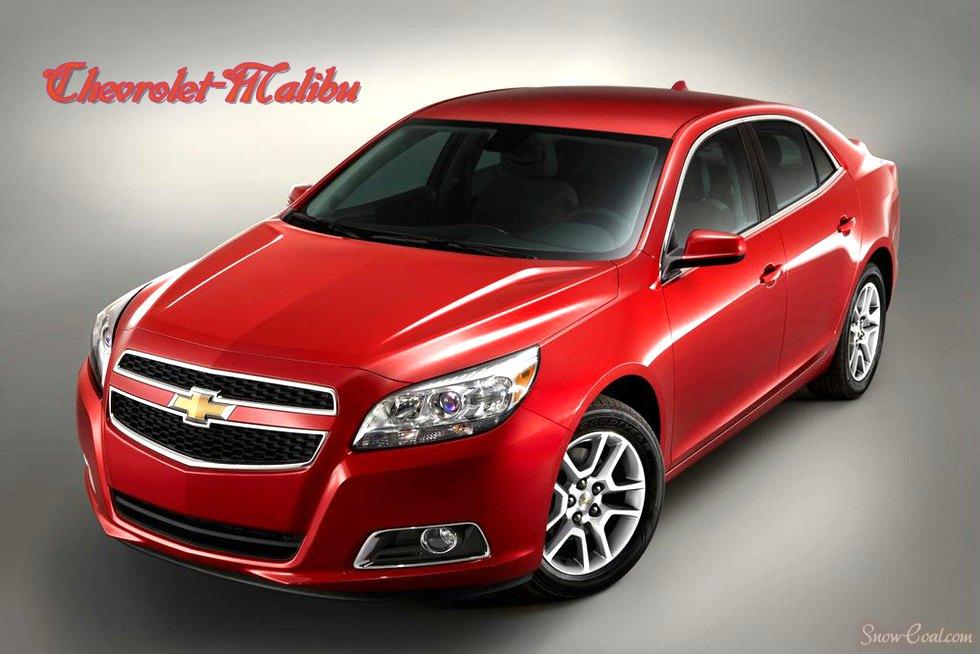 雪佛兰【Chevrolet - Malibu】