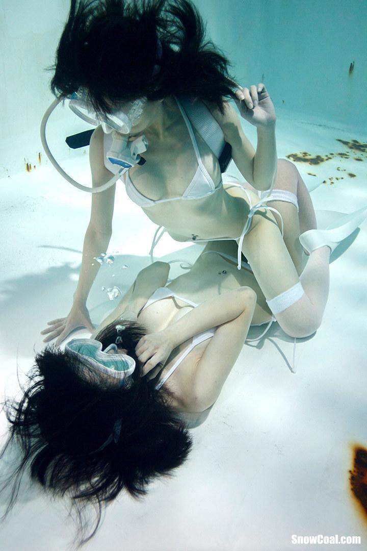 意境水下摄影写真