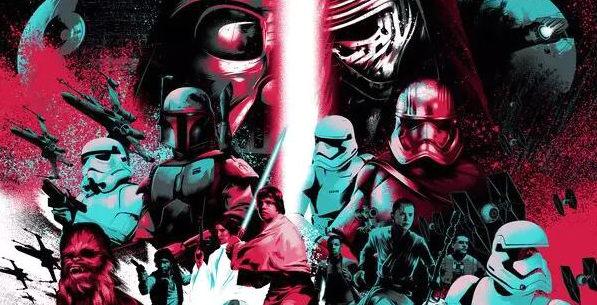 年度最热大片《星球大战:原力觉醒》介绍及观后感