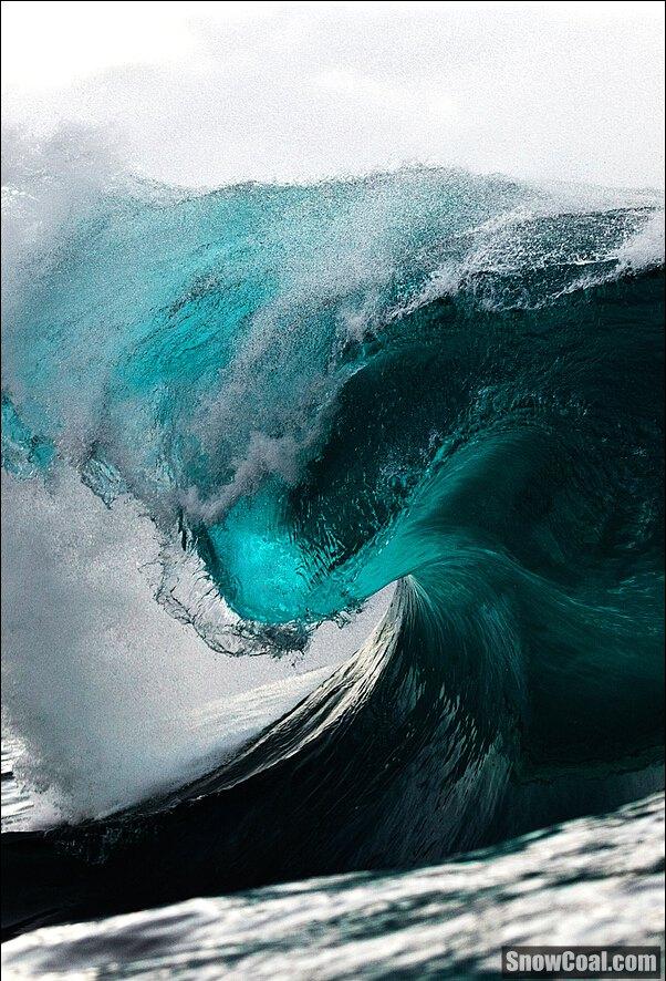 超级震撼的海浪高清图