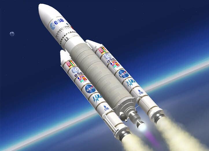 各国运载火箭鉴赏,军事运载火箭