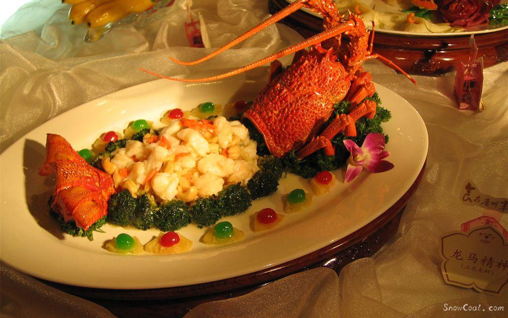 中国传统美食 舌尖上的美味