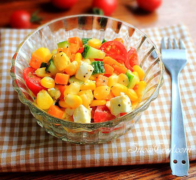 美味蔬果沙拉