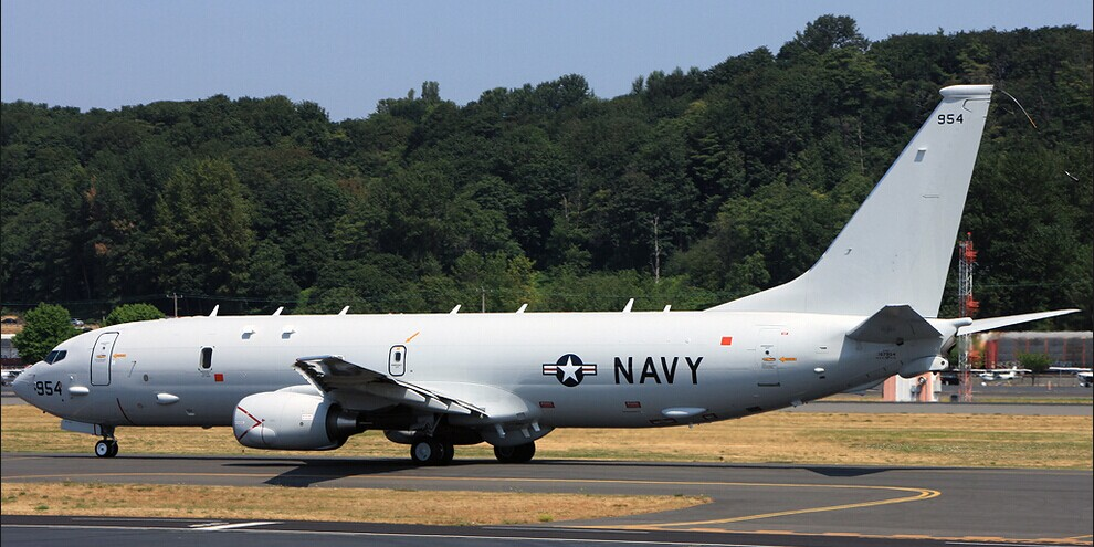 惊!中国拦截美国反潜巡逻机的真正原因