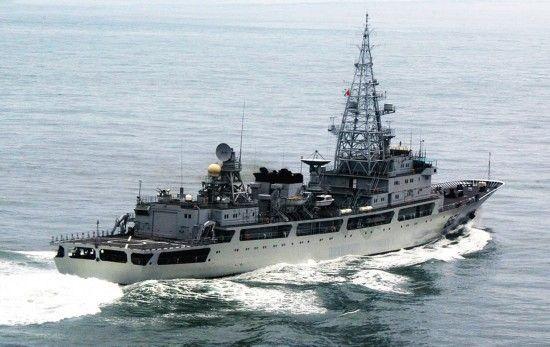 环球时报:中国侦察船要尽早出现在美国近海