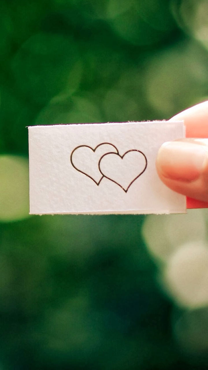 情人节爱心艺术设计欣赏,情人节爱心心形艺术设计艺术