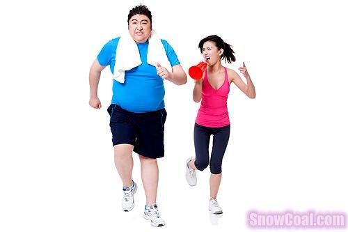 生命在于运动 高效的跑步减脂