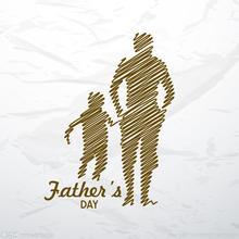 爸爸,节日快乐!