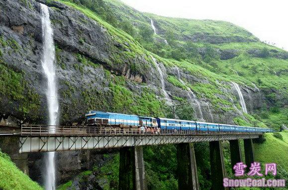 世界上最惊奇的铁路你知道几个?