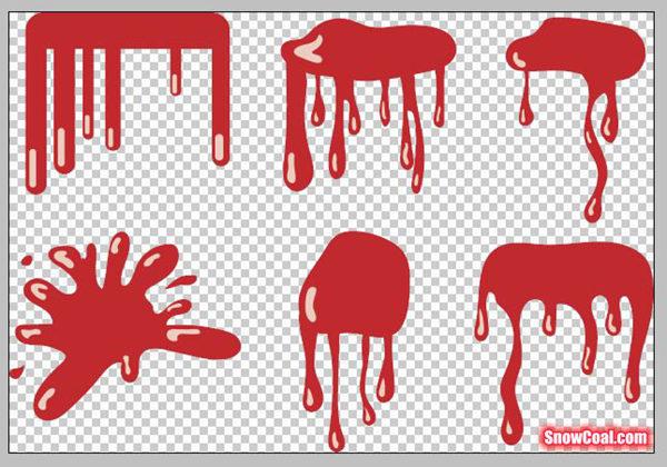 免费血液矢量图Free blood vector