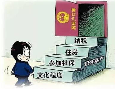 积分入户广州要多少分