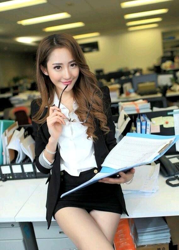 办公室美女
