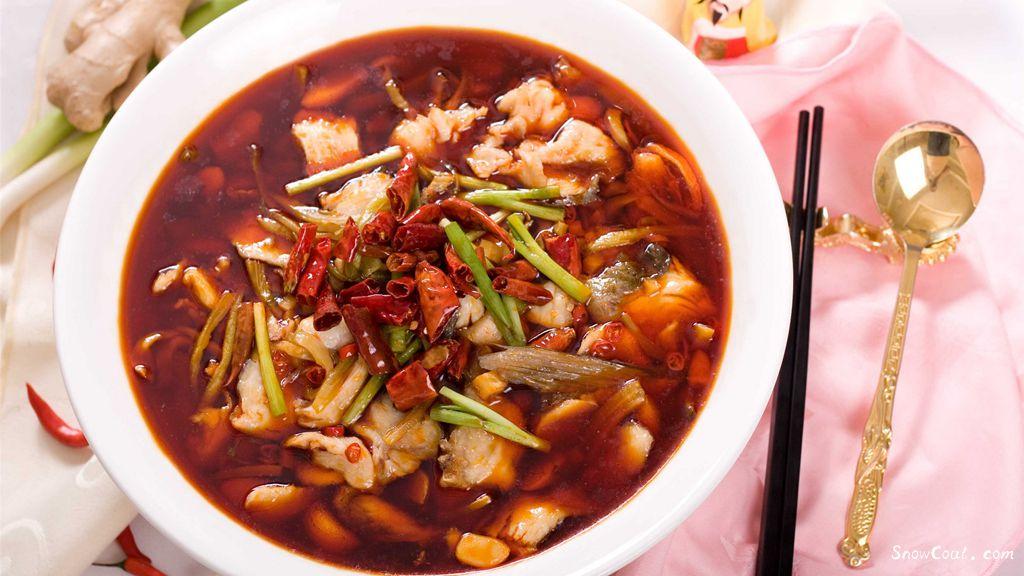 各地中国川菜馆必有的川菜美食