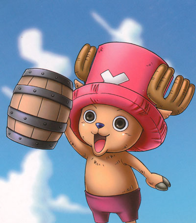 大爱乔巴tony tony chopper
