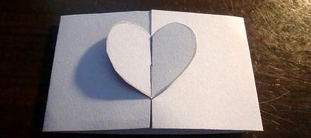 爱心能量卡制作教程