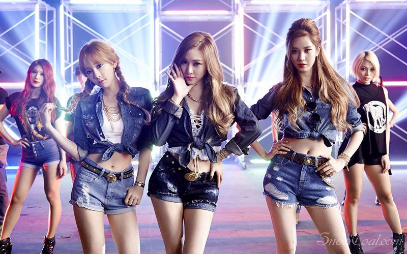 韩国 美女组合