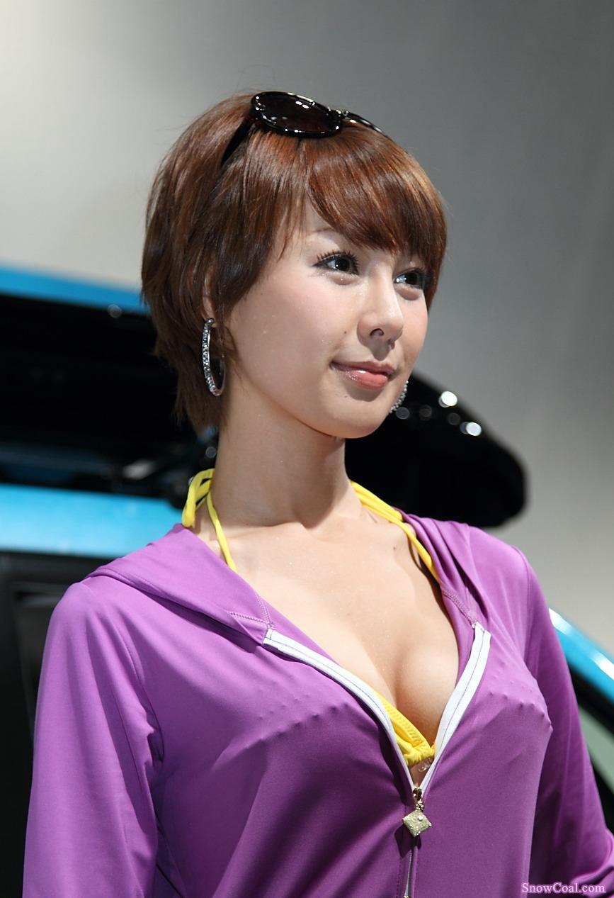 车模-中川知映さん