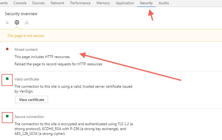 https网址不是绿色的,解决方法