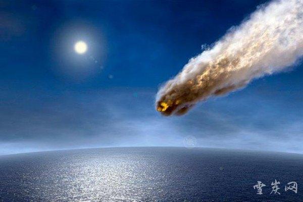 小行星坠落内蒙古 人类文明或毁于一旦
