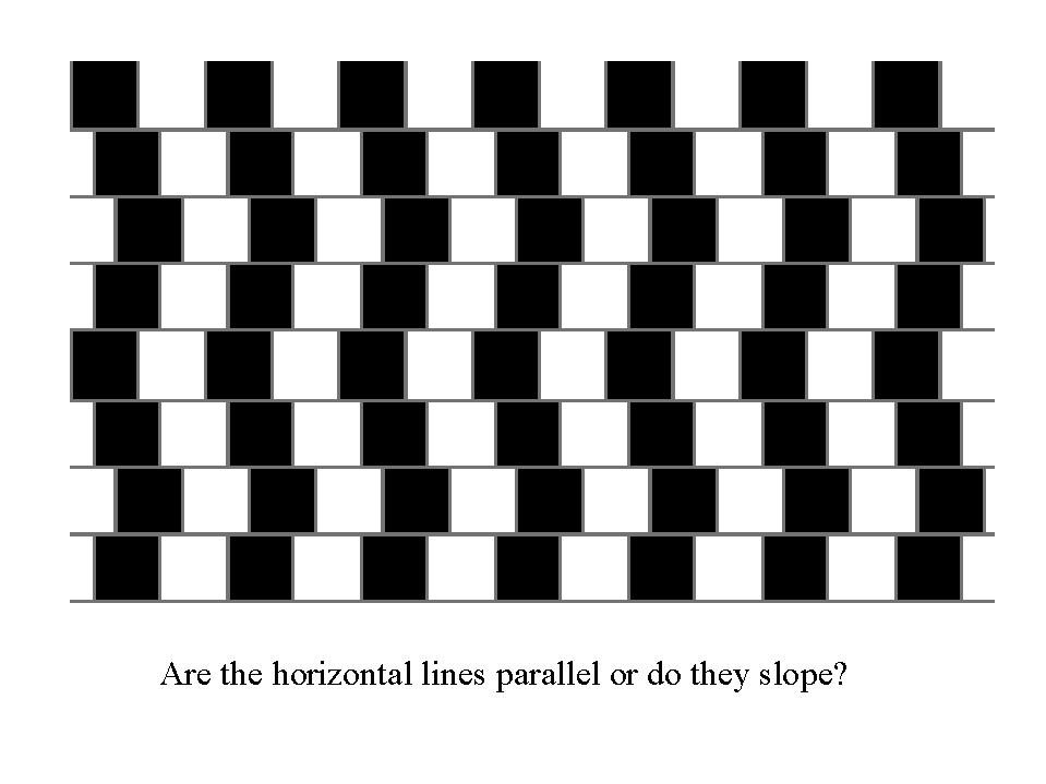 能让人产生幻觉的图片