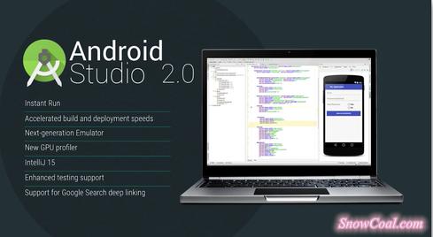 android studio_2.0 百度云下载