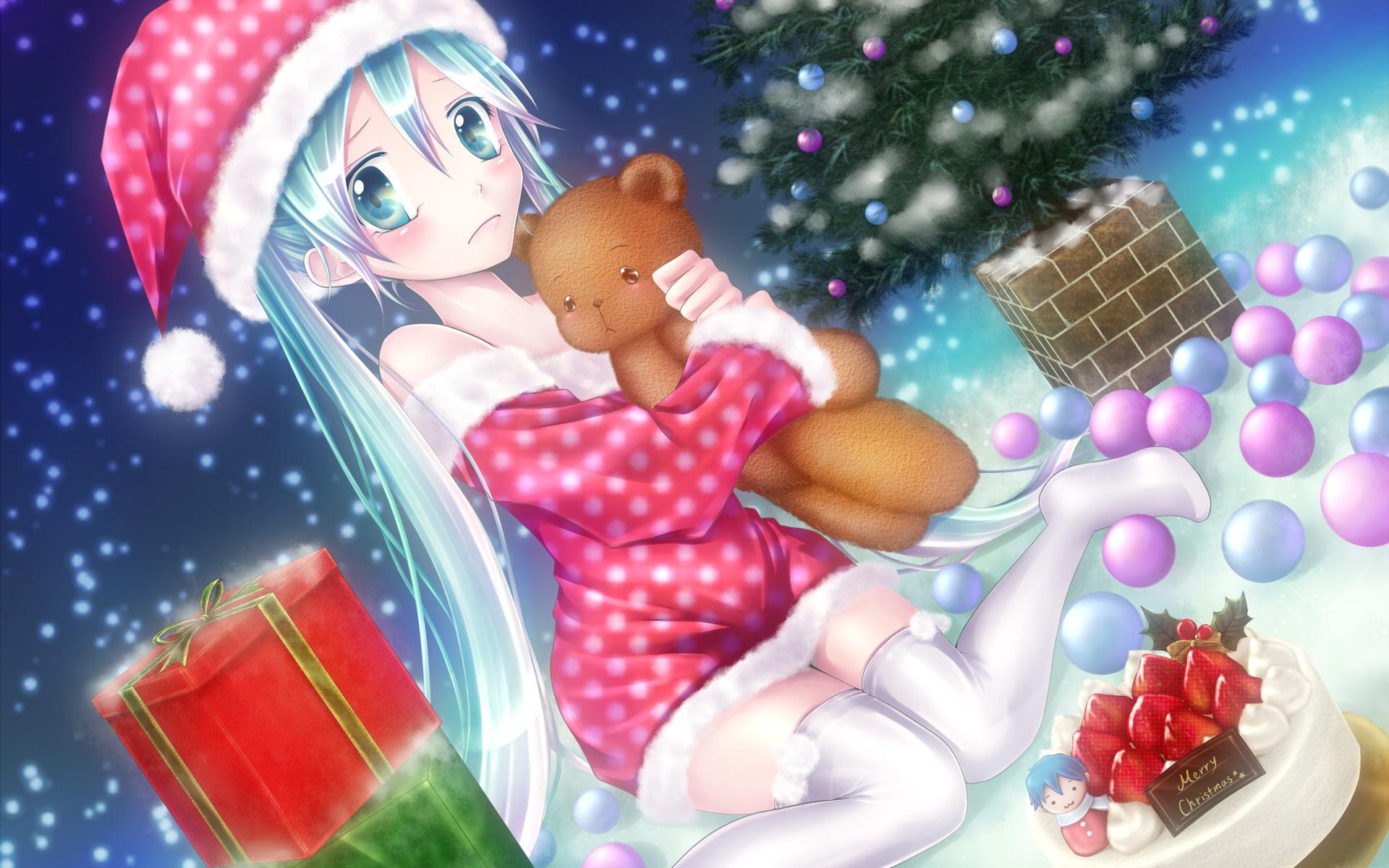 圣诞快乐 - 最美插画