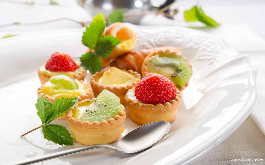 法式糕点浪漫的理由